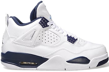 Air Jordan 4 Midnight Navy 2015 Release Date