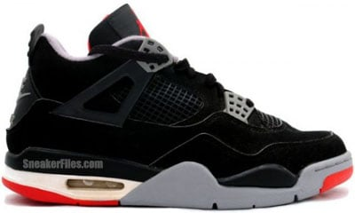Air Jordan 4 Retro Black Cement 2012 Release Date