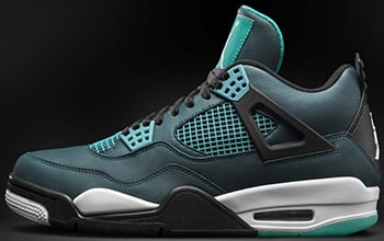 Air Jordan 4 Tropical Teal 2015 Release Date