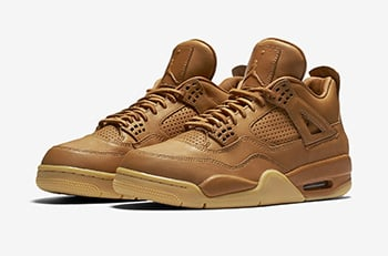 Air Jordan 4 Wheat Ginger