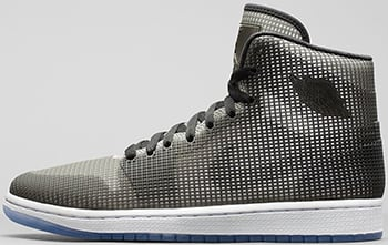 Air Jordan 4Lab1 Black Silver Release Date