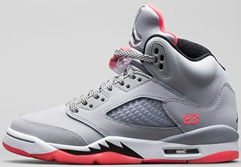 Air Jordan 5 GS Hot Lava 2015 Release Date