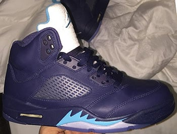 Air Jordan 5 Midnight Navy Turquoise Blue Release Date