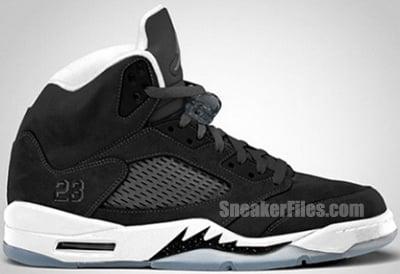 Air Jordan 5 Oreo Fear Release Date 2013