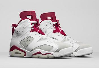 Air Jordan 6 Alternate Release Date