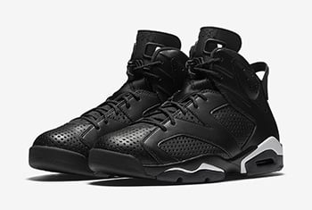 Air Jordan 6 Black Cat Release Date