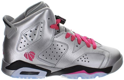 Girls Air Jordan 6 Retro Valentines Day Release Date 2014