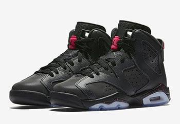 Air Jordan 6 GS Hyper Pink 3M Release Date