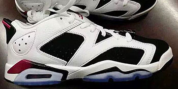 Air Jordan 6 Low GS Fuchsia Release Date