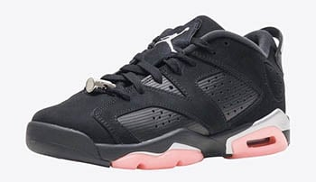 Air Jordan 6 Low GS Sunblush