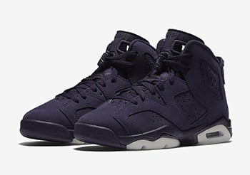 Air Jordan 6 Purple Dynasty Release Date