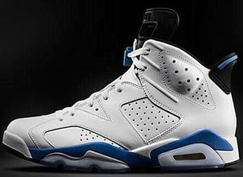 Air Jordan 6 Sport Blue Release Date