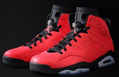 Air Jordan 6 Toro Release Date 2014