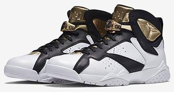 Air Jordan 7 Champagne Release Date 2015