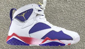 Air Jordan 7 Tinker Alternate USA