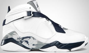Air Jordan 8.0 White Navy Stealth Release Date