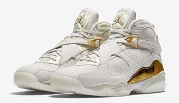 Air Jordan 8 Champagne