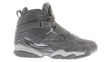 Air Jordan 8 Cool Grey Release Date