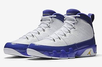 Air Jordan 9 Kobe