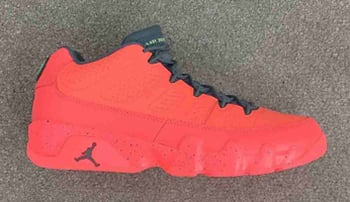 Air Jordan 9 Low Bright Mango Release Date