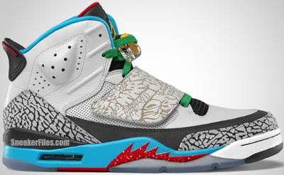 Air Jordan Son of Mars Bordeaux Release Date