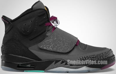 Air Jordan Son of Mars Grey University Gold Bordeaux Mint 2012 Release Date