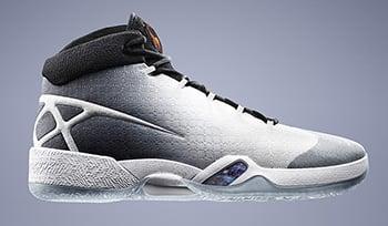 Air Jordan XXX Wolf Grey