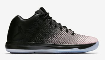 Air Jordan XXX1 Low Black Sheen Oreo