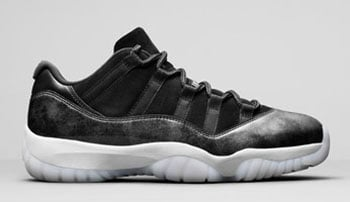 Barons Air Jordan 11 Low Release Date