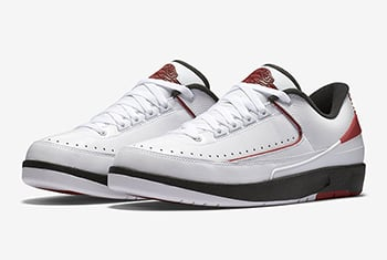 Chicago Air Jordan 2 Low Retro
