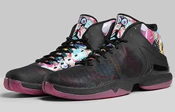 Chinese New Year Jordan Super Fly 4