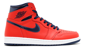 David Letterman Air Jordan 1 High Release Date