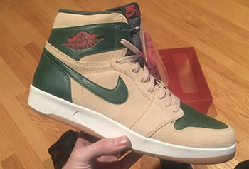 Air Jordan 1.5 Gorge Green Release Date
