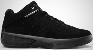 Jordan 2Smooth Black Silver White Release Date