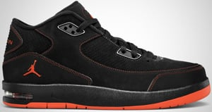 Jordan After Game Black Orange Release Date