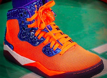 Jordan Air Spike 40 Total Orange Release Date