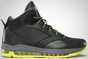 Jordan City Air Max TRK Anthracite Grey Yellow Release Date