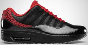 Jordan CMFT Viz Air 11 Black Varsity Red White Release Date