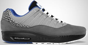 Jordan CMFT Viz Air 11 LTR Stealth Royal Release Date