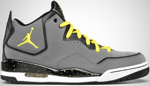 Jordan Courtside Grey Yellow Black White Release Date