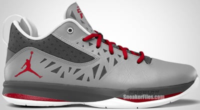 Jordan CP3.V Stealth Red Graphite White Release Date