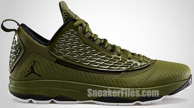 Jordan CP3.VI AE Squadron Green May 2013 Release Date