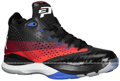 Jordan CP3.VII Black White Red Release Date