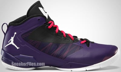 Jordan Fly Wade 2 EV Club Purple White Black Spark Release Date 2012