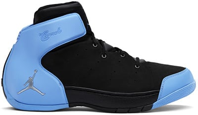 Jordan Melo 1.5 Black University Blue Release Date