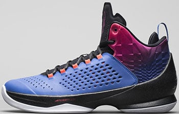 Jordan Melo M11 Red Hook Sunset Release Date