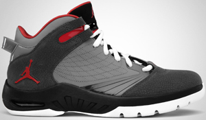 Jordan New School Anthracite Red Grey Black Release Date