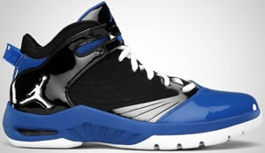 Jordan New School Black White Varsity Royal Release Date