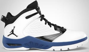 Jordan New School White Black College Blue Release Date
