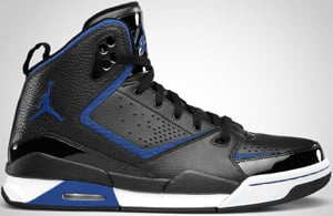Jordan SC-2 Black Royal White Release Date